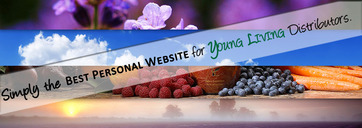 Top Personal Website for Young Living